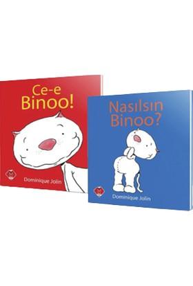 Ce-E Binoo! Nasılsın Binoo! 2'li Set 0 - 3 Yaş