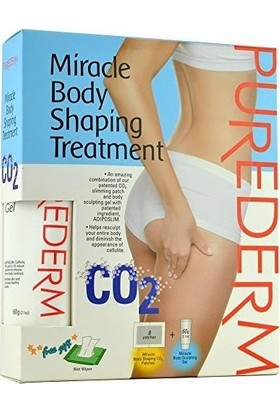 Purederm Anti-Cellulite Gel 60 ml Selülit Jel + Iltim Islak Mendil