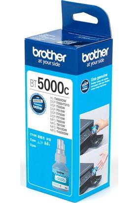 BROTHER BT5000C Mavi Mürekkep Kartuş (5000 Sayfa)