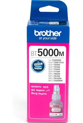 BROTHER BT5000M Kırmızı Mürekkep Kartuş (5000 Sayfa)
