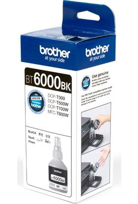 BROTHER BT6000BK Siyah Mürekkep Kartuş (6000 Sayfa)