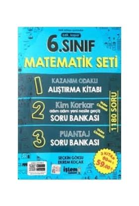 İşlem Tamam Yayınları 6 . Sınıf Matematik Seti