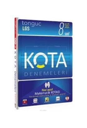 Tonguç Akademi Yayınları 8. Sınıf Kota Denemeleri