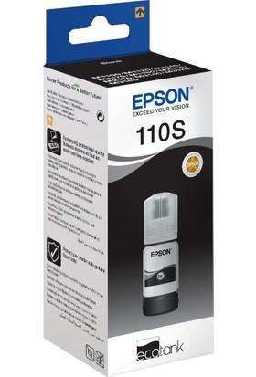 EPSON 110S Siyah Mürekkep Kartuşu C13T01L14A 2000 SayfaM1100 M1120 M1140 M1180 M2140 M2170 M3140 M3170 M3180