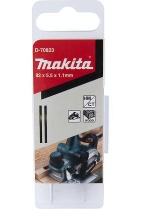 Makita D-70823 Planya Jilet Bıçak 82 x 5.5 x 1.1 mm