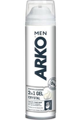 Arko Men Crystal Tıraş Jeli 200 ml