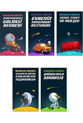 Otostopçunun Galaksi Rehberi 5 Kitap Set - Douglas Adams