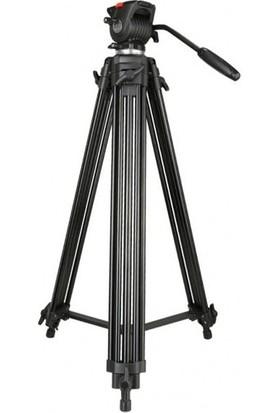 Dp Nest 777 Professional Video Kamera Tripod 180M Hidrolik Kafa