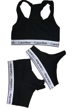 Calvin Klein Ck 3lü Takım
