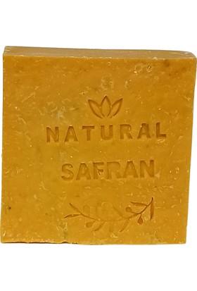 Natural Natural Safran Bitkisel Sabun 125 gr
