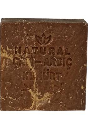 Natural Natural Çam Ardıç Kükürt Bitkisel Sabun 125 gr