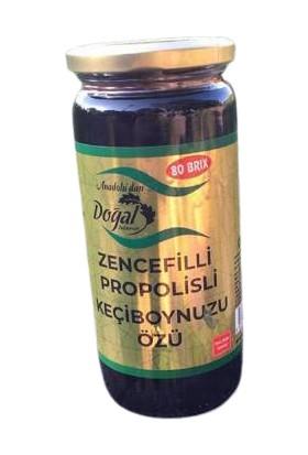 Doğal Doktorum Zencefilli Propolisli Keçiboynuzu Özü 640 gr