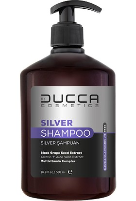 By Ducca Silverşampuan 500 ml