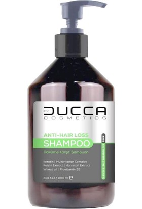 By Ducca Dökülme Tuzsuz Saç Şampuanı 1000 ml