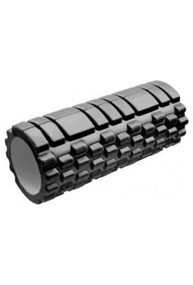 Max Tech Tırtıklı Kısa Foam Roller Masaj Köpüğü