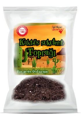 Ege Garden 10 Lt Kaktüs Sukulent Toprağı Özel Karışım