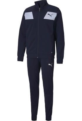 Puma Techstripe Tricot Suit cl Erkek Eşofman Takımı 58360206