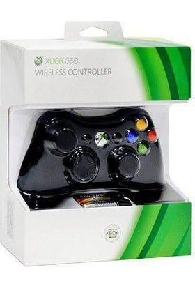 Microsoft Xbox 360 Wireless Kablosuz Kumanda Oyun Kolu Joystick Controller (Ithlatçı Garantili)
