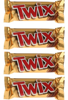 Twix Çikolata 4 'lü