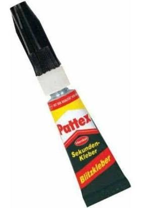 Pattex 3 gr Kuvvetli Japon Yapıştırıcı