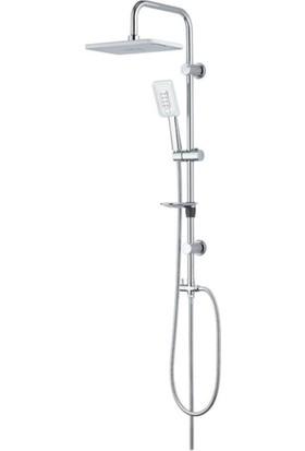 Hybrid Tepe Duş Seti Tepe Duş Seti , Rahat ve Sağlam Yapısı ile Banyonuza Konfor Geldi