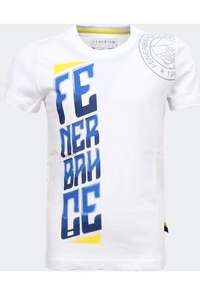 Fenerium Çocuk Tribüngölge Logo Tshirt