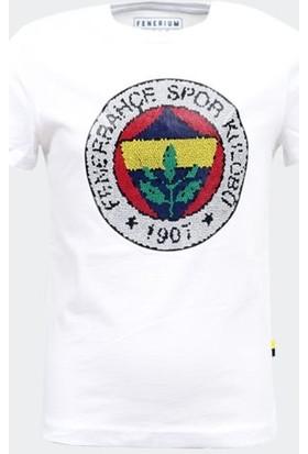 Fenerium Çocuk Tribünmozaik Baskı Tshirt