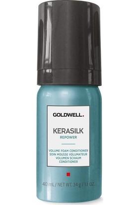Goldwell Kerasilk Repower Hacimlendirici Köpük Saç Kremi 40 ml