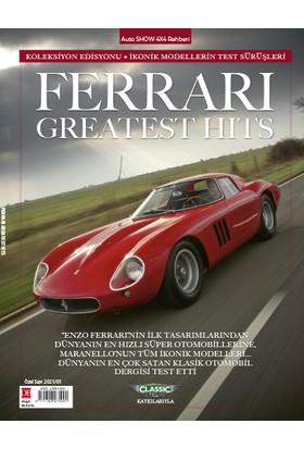 Auto Show Ferrari