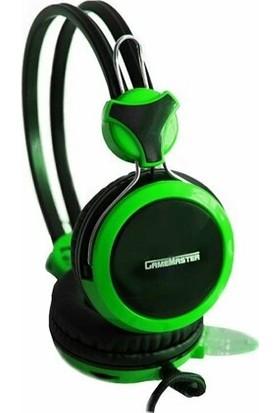 Preo My Game MGH06 Kulak Üstü Kulaklık Yeşil