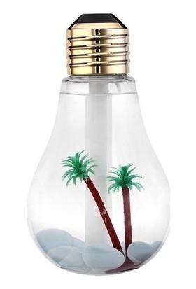 Bbc Hava Nemlendirici LED Işıklı Su Hazneli Buhar Makinası