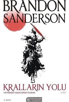 Kralların Yolu Fırtınaışığı Arşivi 1. Roman 2. Cilt - Brandon Sanderson