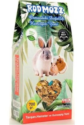 RodMozz Tavşan Yemi 700 gr