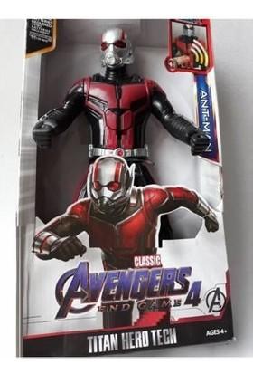 Avengers Ant Man Sesli Işıklı Aksiyon Figürlü Oyuncak