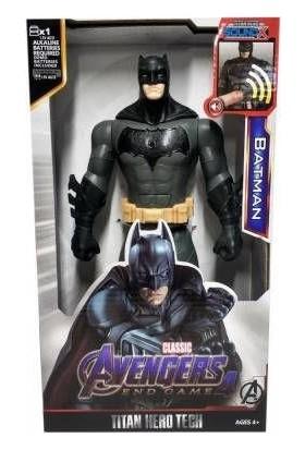 Avengers Batman Sesli Işıklı Aksiyon Figürlü Oyuncak