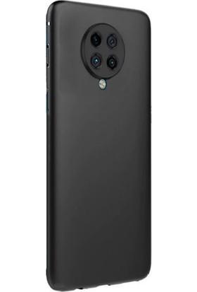 Magazabu Xiaomi Poco F2 Pro Kılıf Silikon Premier Kamera Korumalı - Siyah