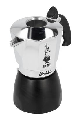 Bialetti Moka Pot New Brikka 2 Cups