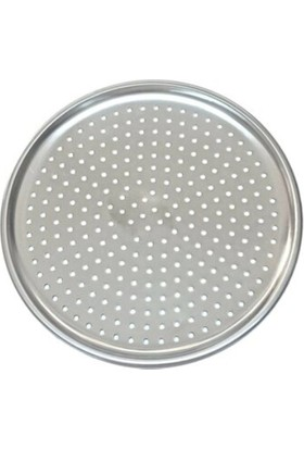 Timbrado 2'li Aliminyum Delikli Pizza Tavası 36 cm