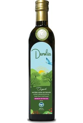 Dunolia Tarımda Kadın Dunolia Organik Natürel Sızma Memecik Zeytinyağı 500 ml