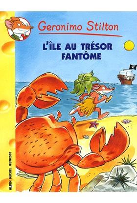 L'ile au Tresor Fantome (tome 35) - Geronimo Stilton