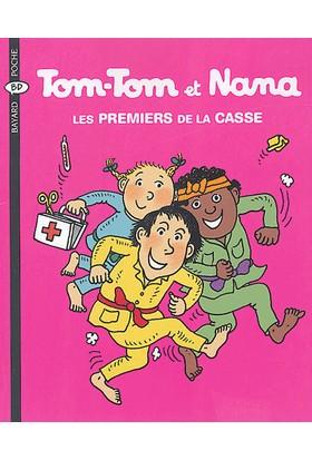 Tom-Tom et Nana 10: Les Premiers de la casse - Jacqueline Cohen
