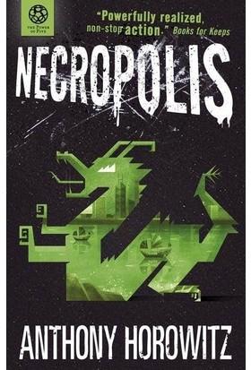 Necropolis - The Power of Five - Anthony Horowitz
