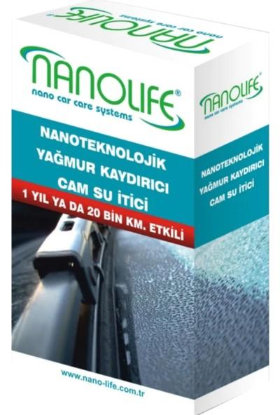 Nanolife 1Yıl / 20000 Km Etkili Yağmur Kaydırıcı