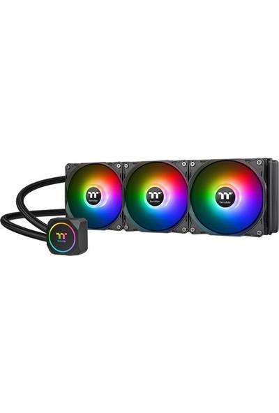 Thermaltake TH360 ARGB Led Fanlı 360mm İntel/AM4 Serisi Uyumlu Sıvı Soğutma Sistemi (CL-W300-PL12SW-A)