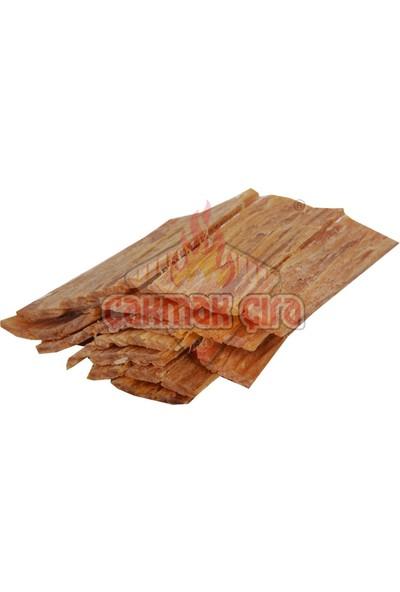 Çakmak Çıra - Doğal Çam Çırası Yaprak 200 Gr. - Mangal, Soba, Şömine, Barbekü Tutuşturucu