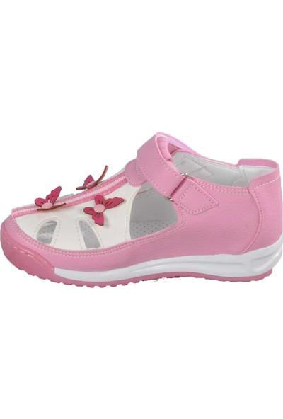 Şiringenç 012 Beyaz-Pembe Çocuk Günlük Ayakkabı