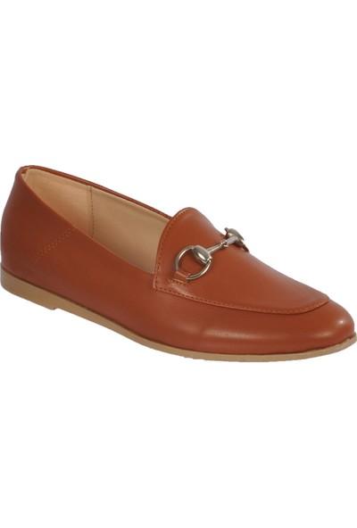 Park Fancy 155536 Taba Kadın Günlük Ayakkabı