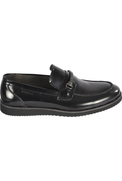 Antioch 10 Siyah Rugan Erkek Günlük Ayakkabı