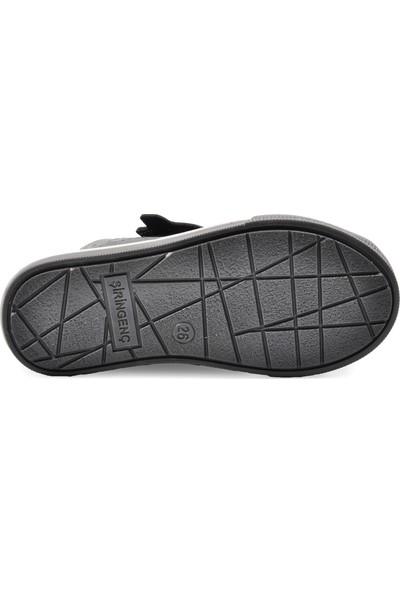 Şiringenç 21K02 Gri Çocuk Ayakkabı