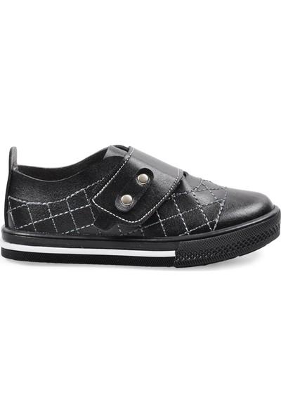 Şiringenç 21K02 Siyah Çocuk Ayakkabı